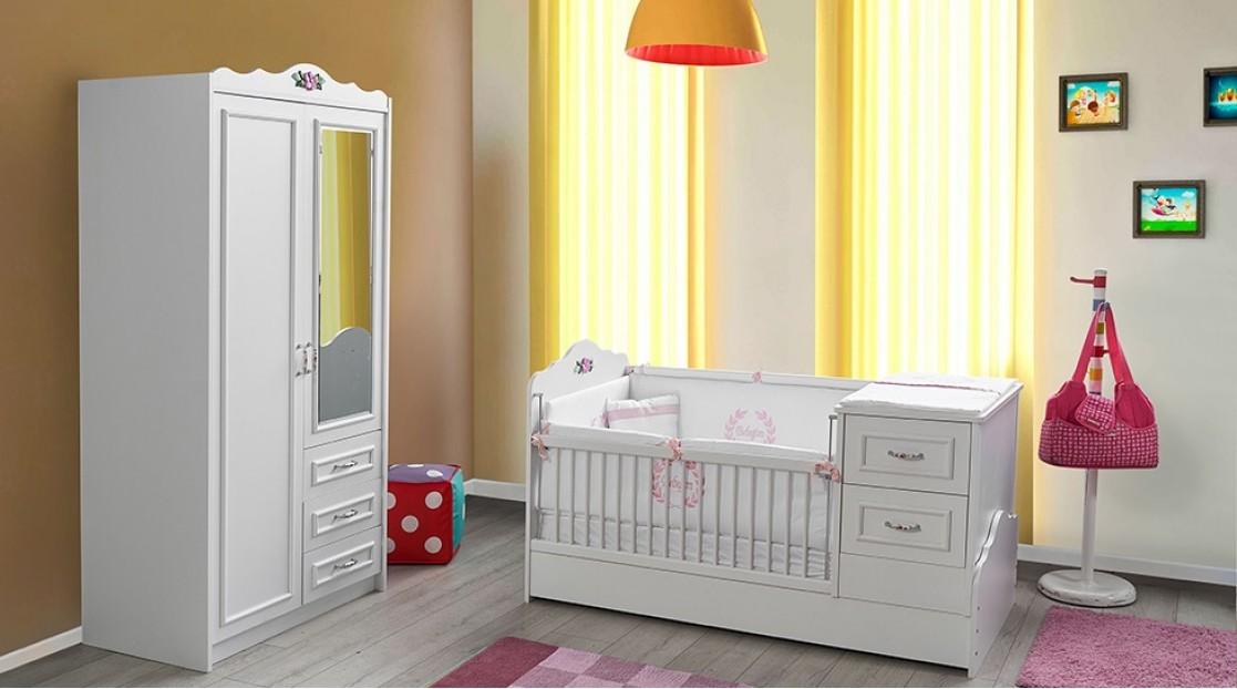 Destina Bebek Odası Takımı