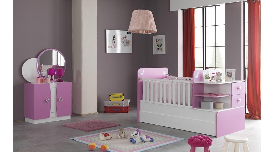 Love Bebek Odası Takımı
