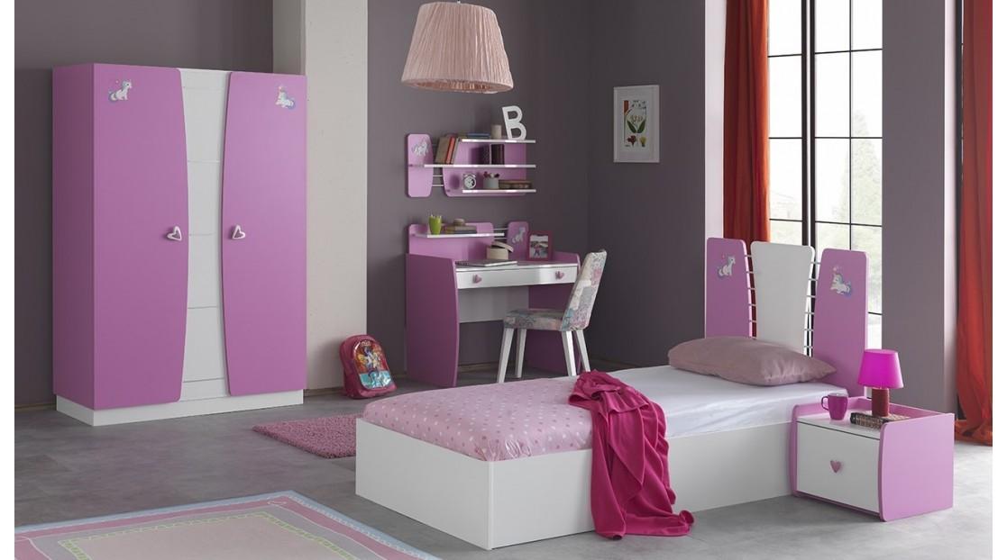 Pink Çocuk Odası Takımı