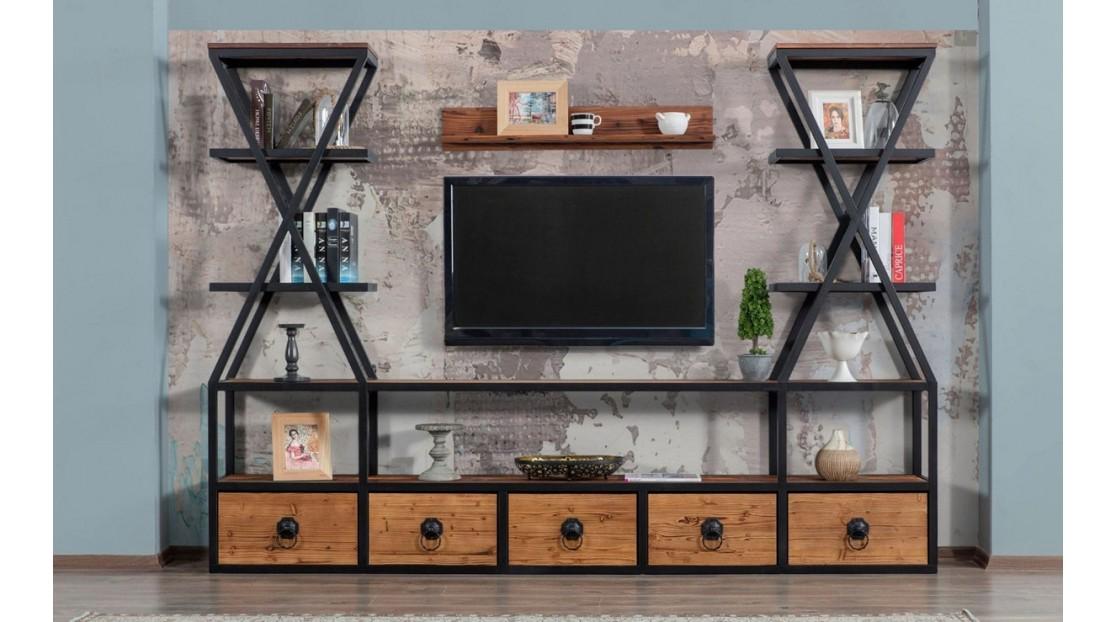 Wood Tv Ünite