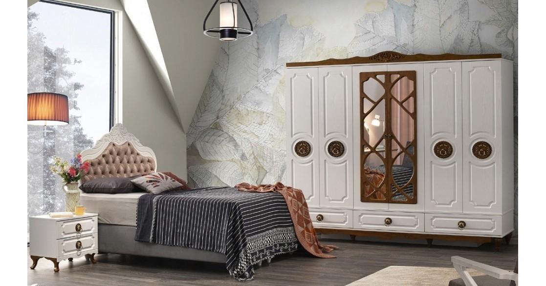 Roza Yatak Odası Takımı