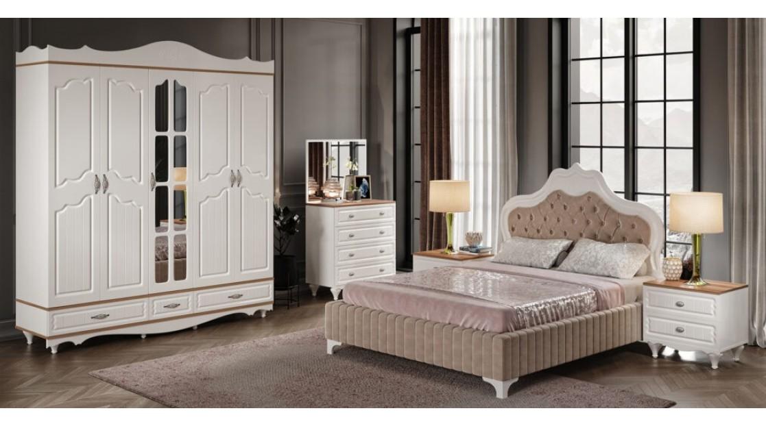 Aras Yatak Odası (5 Kapılı)