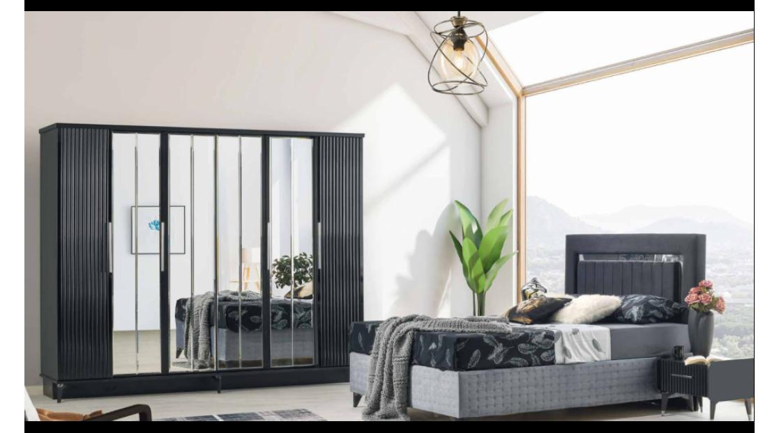 Selen Yatak Odası Takımı