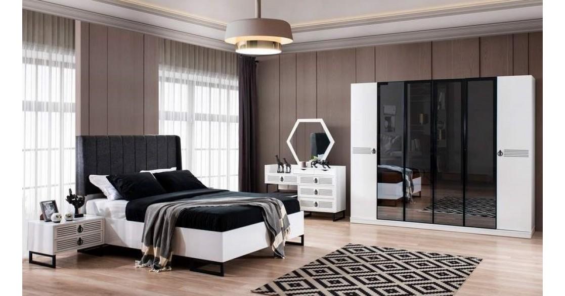 Dream Beyaz Yatak Odası