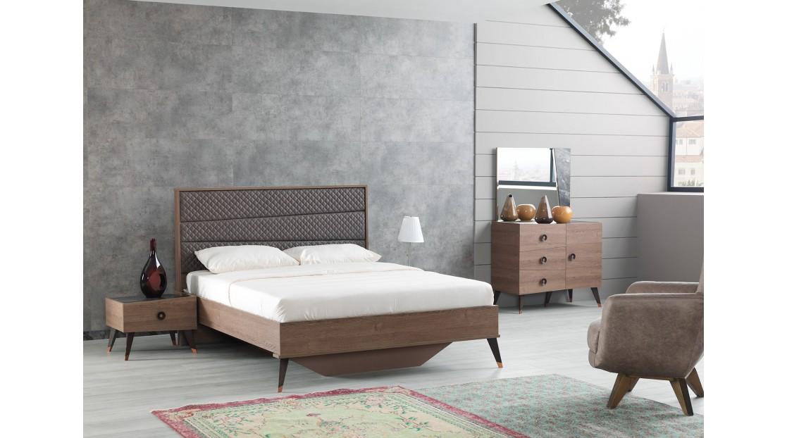 İzmir Ceviz Yatak Odası Takımı