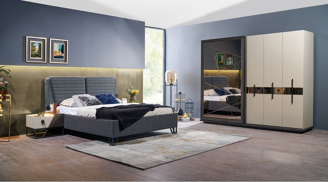 Marsilya Yatak Odası Takımı