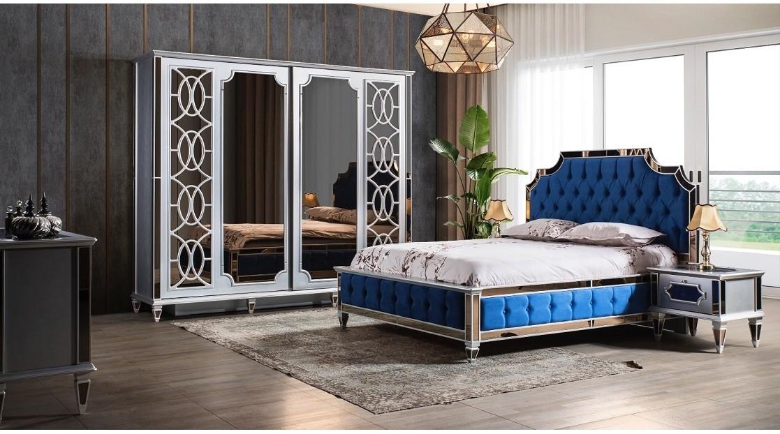 Burgaz Art Deco Yatak Odası