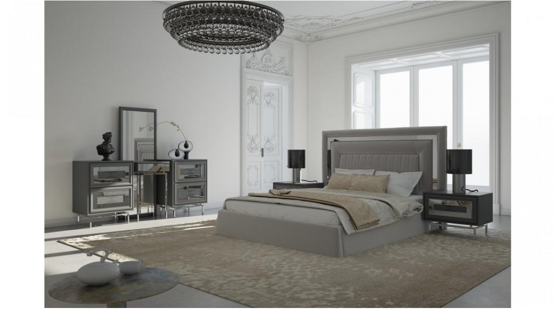 Linda Antrasit Yatak Odası