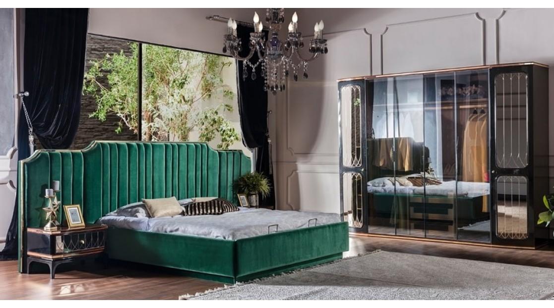 Selanik Art Deco Yatak Odası Takımı