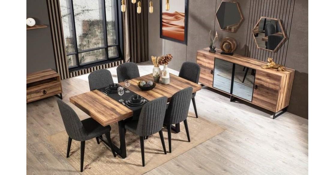 Dream Ceviz Yemek Odası