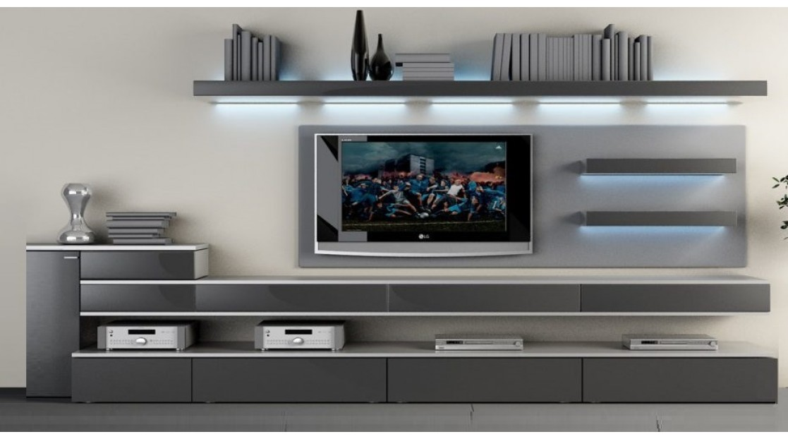 Titanyum Tv Ünite