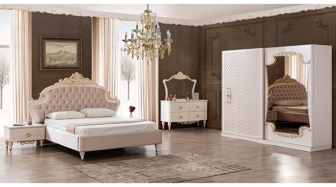Royal Avangard Yatak Odası