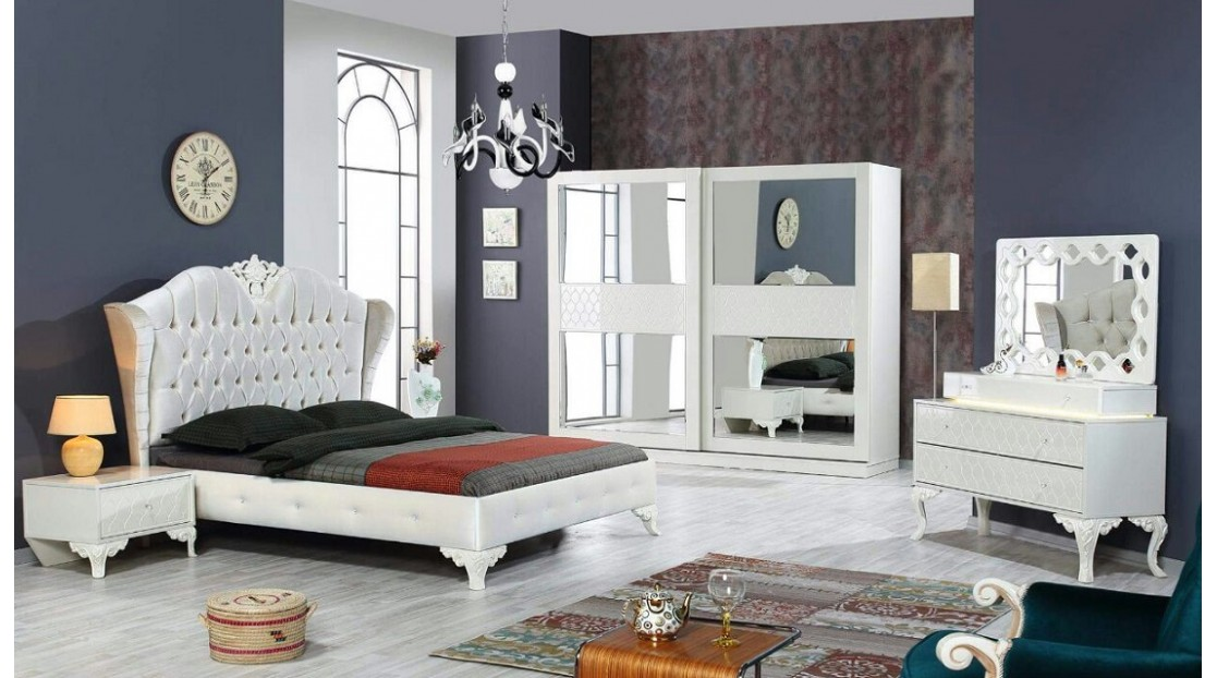 Sarmaşık Yatak Odası Takımı